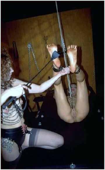 Bondage bdsm sado fetish der zart