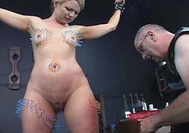 Bild klicken für mehr Hardcore Sex Bondage