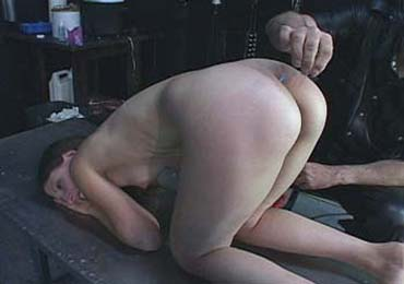 gay slave training